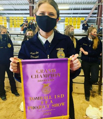 Grand Champion Broiler