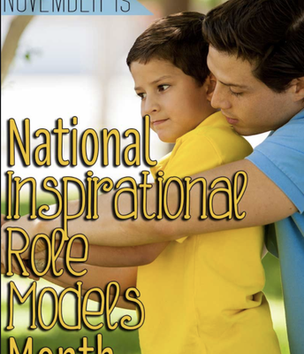 National Inspirational Role Models Month