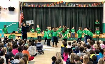 Marshall Elementary School Concert