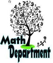 Math Department News