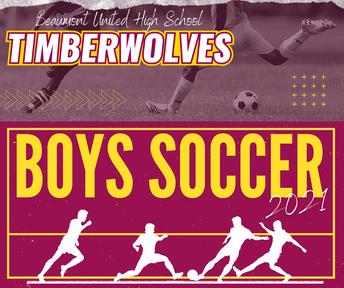 Boys Soccer 2021!