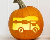 Into Pumpkin Carving? Into RVs? Enjoy These RV Pumpkin Carving Templates!