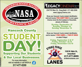 Student Days continue for Hancock Co.