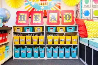 Classroom Librairies...