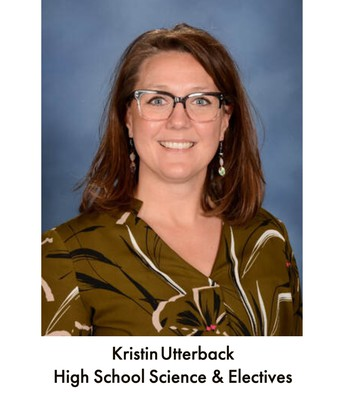 Mrs. Utterback, Science and HGD