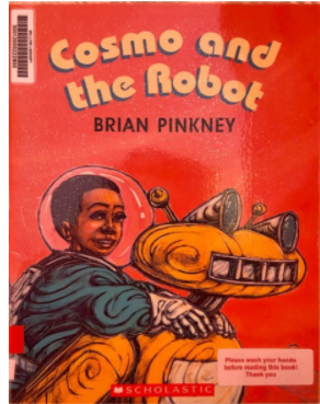 "Book Blurb: ""Cosmo and the Robot"""