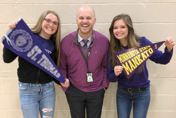 Senior Decision Day Is Monday, May 3rd