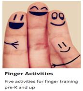 Finger Awareness Activities From YouCubed