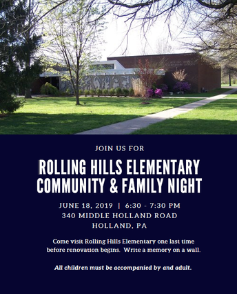 RHE Community and Family Night