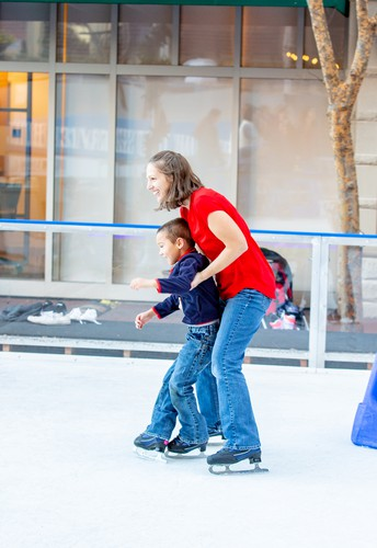 New Date: MSA Family Night at Holiday Ice