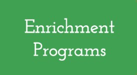 WINTER ENRICHMENT PROGRAMS KICKS OFF ON 12/10