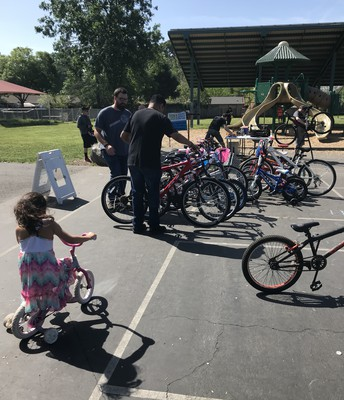 Sonoma County Bicycle Coalition - Bike Rodeo