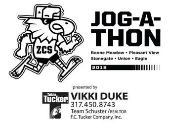 2018 Jog-A-Thon Fundraiser