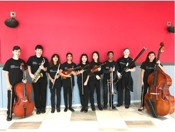 Students Participate in OMEA Honors Orchestra