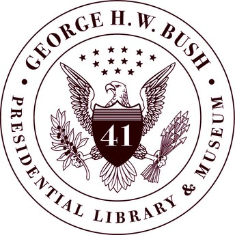 Logo of the George H.W. Bush Presidential Library and Museum