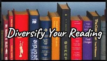 The Winter Break Diversity Reading Challenge