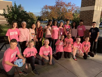 Spartan PINK-OUT to Support Breast Cancer Awareness