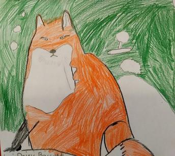 Red Fox Haiku