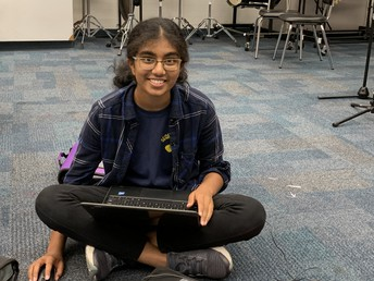 Sequoia Middle School Student named Grand Prize Winner in the A.I. Avatar Mouse Microproject Competition