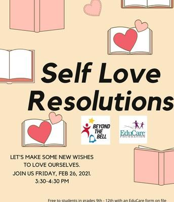Make a Resolution...
