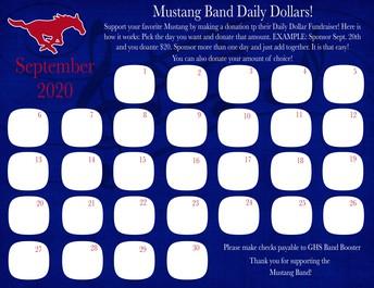 Mustang Daily Dollars