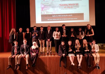 Dozens Advance to State DECA Competition