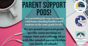 Parent Support Pods