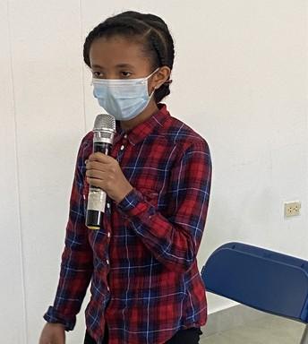 Abigiya Birhanu Sendek Grade 6