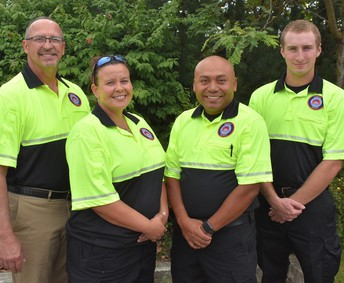 Campus Safety Team