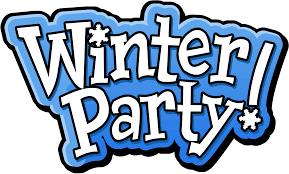 Winter Classroom Parties on Thursday, December 19