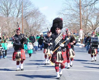 Allentown St. Patrick's Day Parade - March 22
