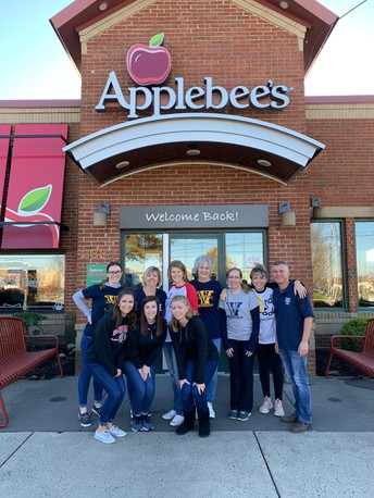 Applebee's Fundaiser - Thank You!