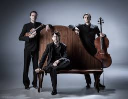 Concert de presentació del primer CD del Trio Pedrell