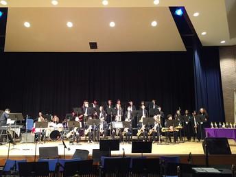 Tamanend Jazz Band--Superior!