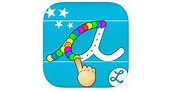 Cursive Writing Wizard by L' EsacpadouPhone, iPad, Google Play