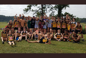 RHHS XC at the Atlanta Invitational