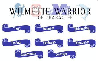 Wilmette Warriors - This Week!