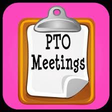 Upcoming PTO Meeting