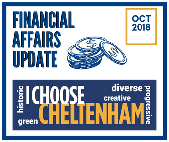 Stay Informed: October Financial Affairs Committee Meeting