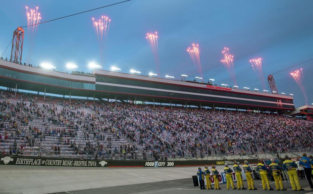 BMS safely welcomes 30,000 fans for legendary night race