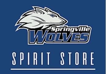 Springville Spirit Wear
