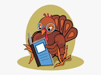 Lectura y actividades durante las vacaciones del Día de Gracias