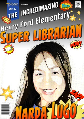 Henry Ford Elementary Library