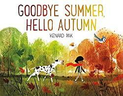 Goodbye Summer, Hello Autumn bookcover