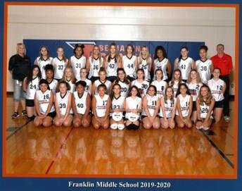 7th Grade Girls' Volleyball