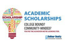 BALFOUR BEATTY SCHOLARSHIP OPPORTUNITY - APPLICATION DEADLINE 30 MARCH