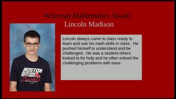 Lincoln Madison