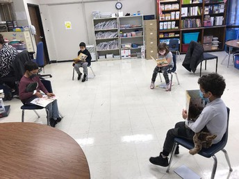 Title 1 Reading Groups