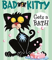 Bad Kitty by Nick Bruel