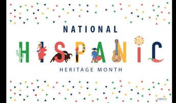 National Hispanic Heritage Month is Here!